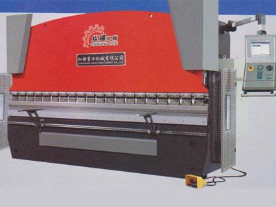 WE67K电液伺服数控板料折弯机