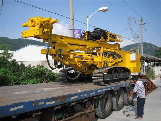 前山机械多功能钻机