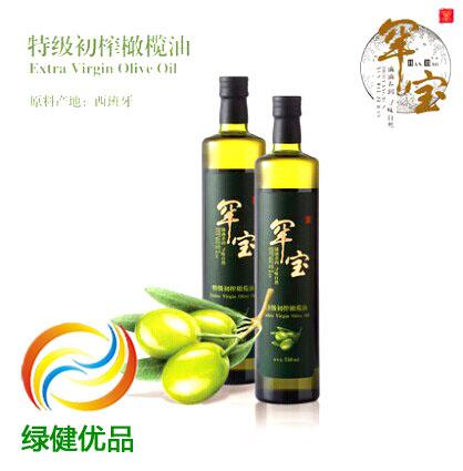 罕宝特级初榨橄榄油