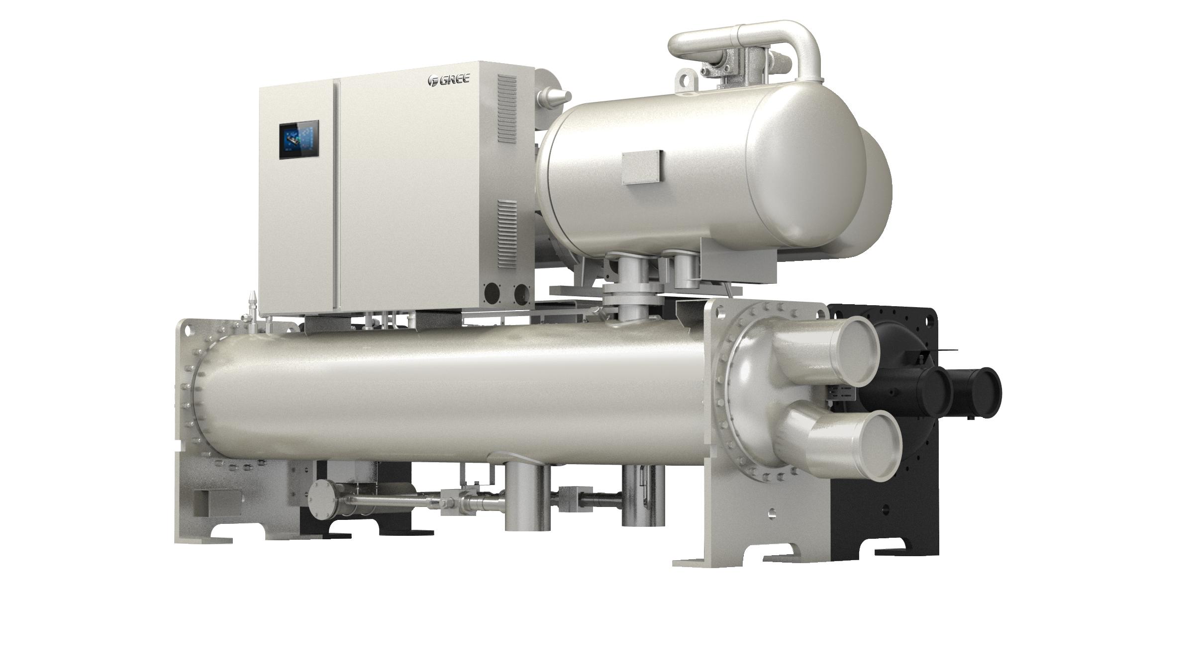 格力LH系列螺杆式水冷冷水机组