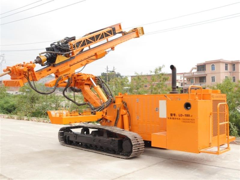 LD-180-2钻机机械