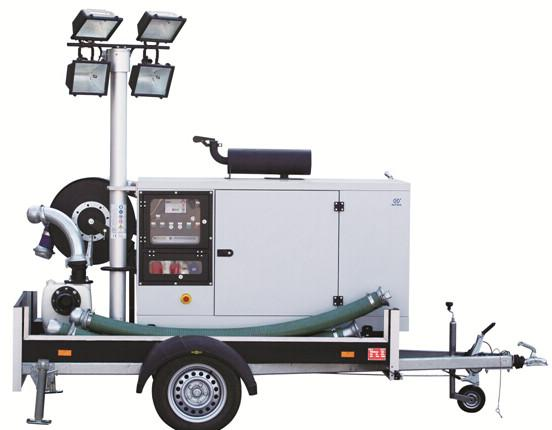 山西天海泵业为您提供移动泵站