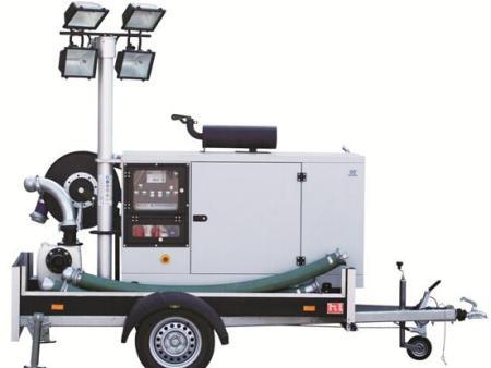 山西sbobet利记娱乐泵业为您提供移动泵站