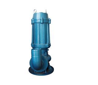 天海WQD型污水污物潜水电泵