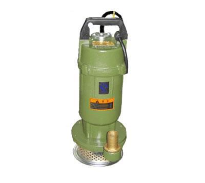 天海QDQDX潜水电泵