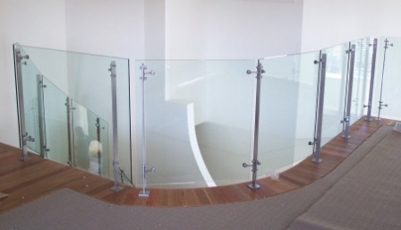 性价比高的福州玻璃护栏推荐 _福建铝合金栏杆