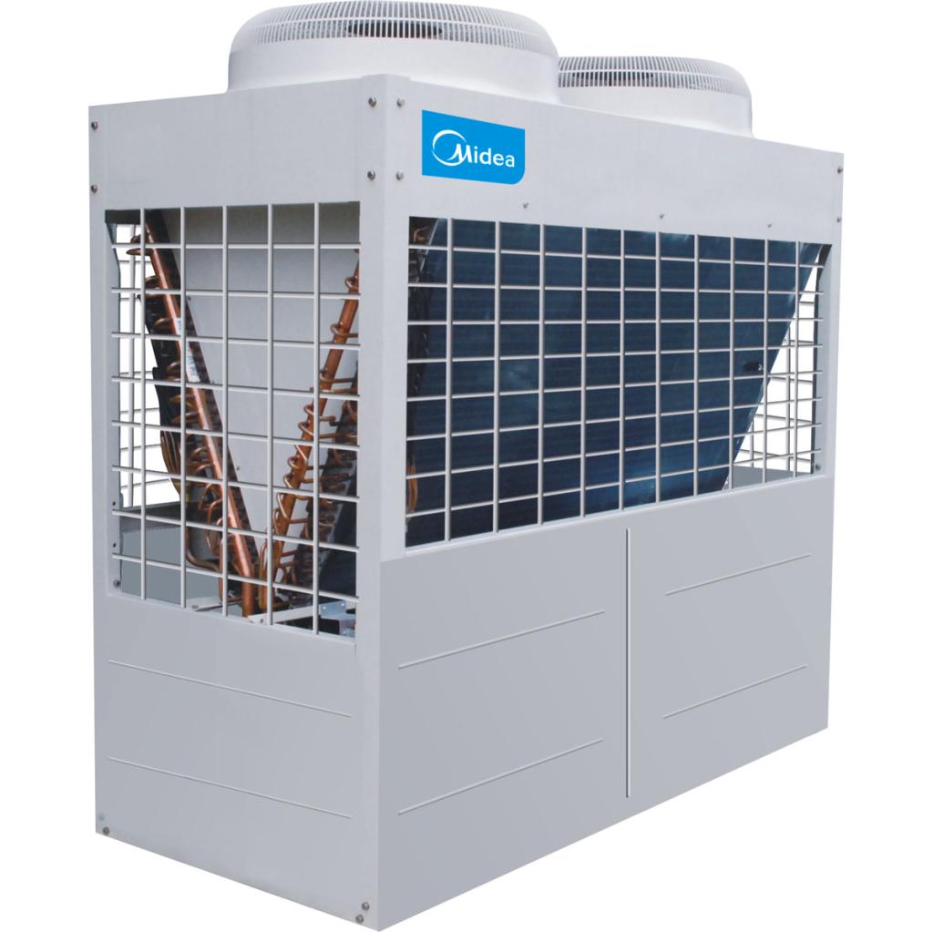 美的风冷热泵模块机组优选天时,宜昌宾馆中央空调