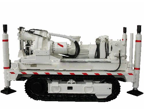 ZDY400L型煤矿用履式全液压坑道钻机