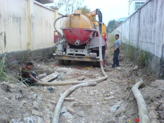 可靠的清理污水公司就选广州鸿鑫:疏通厕所咨询