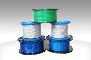 创新型的涂塑钢丝绳-优惠的涂塑钢丝绳就在宏亚不锈钢
