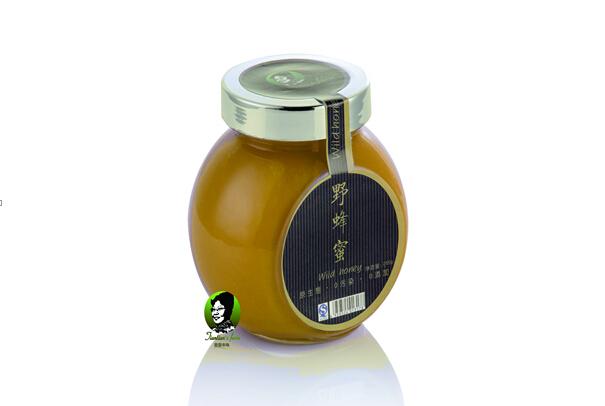 野蜂蜜250g