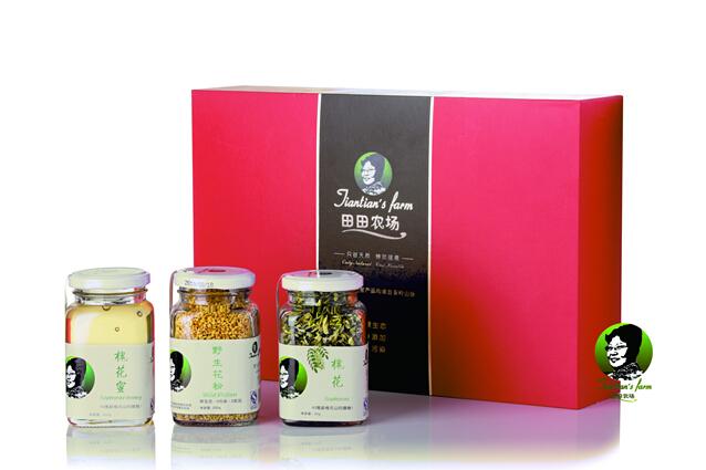 蜂蜜组合礼盒
