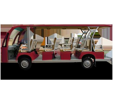 喀什益高电动观光车|专业的EG6118电动观光车推荐