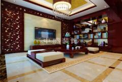 石家庄室内设计传统中式哪家好:专业的石家庄装饰公司