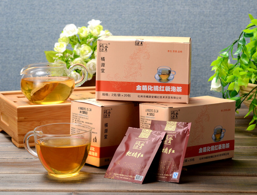 化橘红袋泡茶
