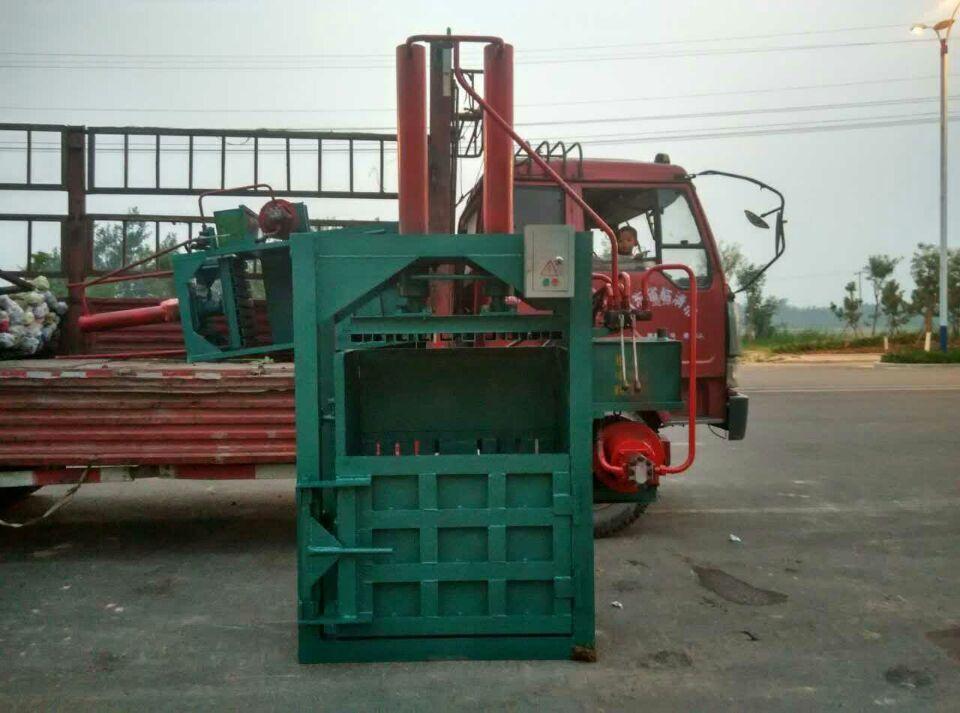 秸秆麦草打包机|专业打包机