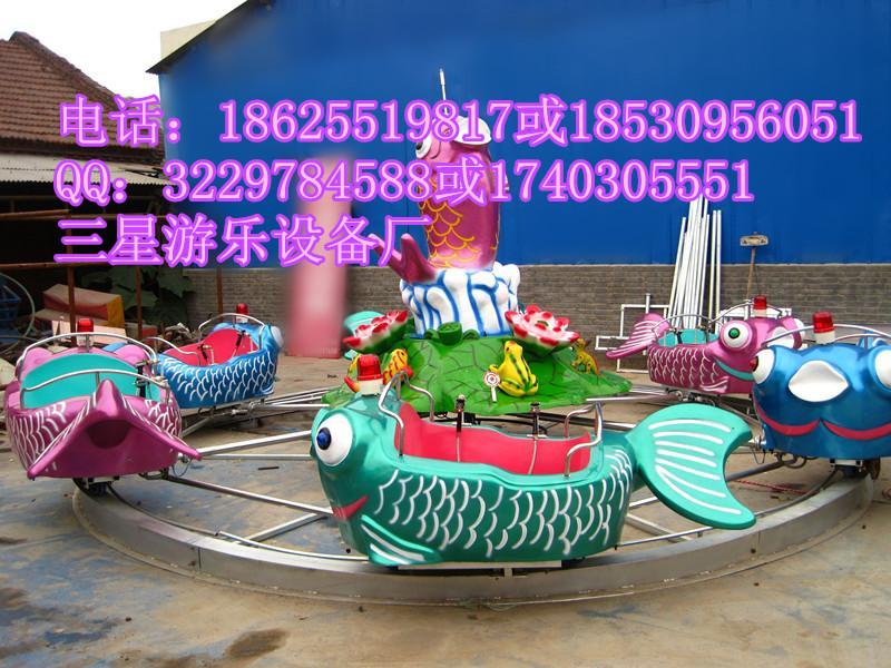 儿童游乐设备鲤鱼跳龙门|三星游乐设备厂热卖中