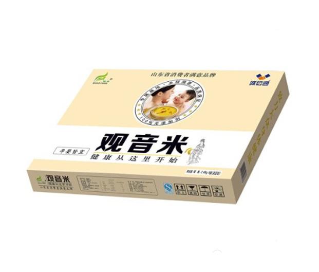 孕婴米礼盒