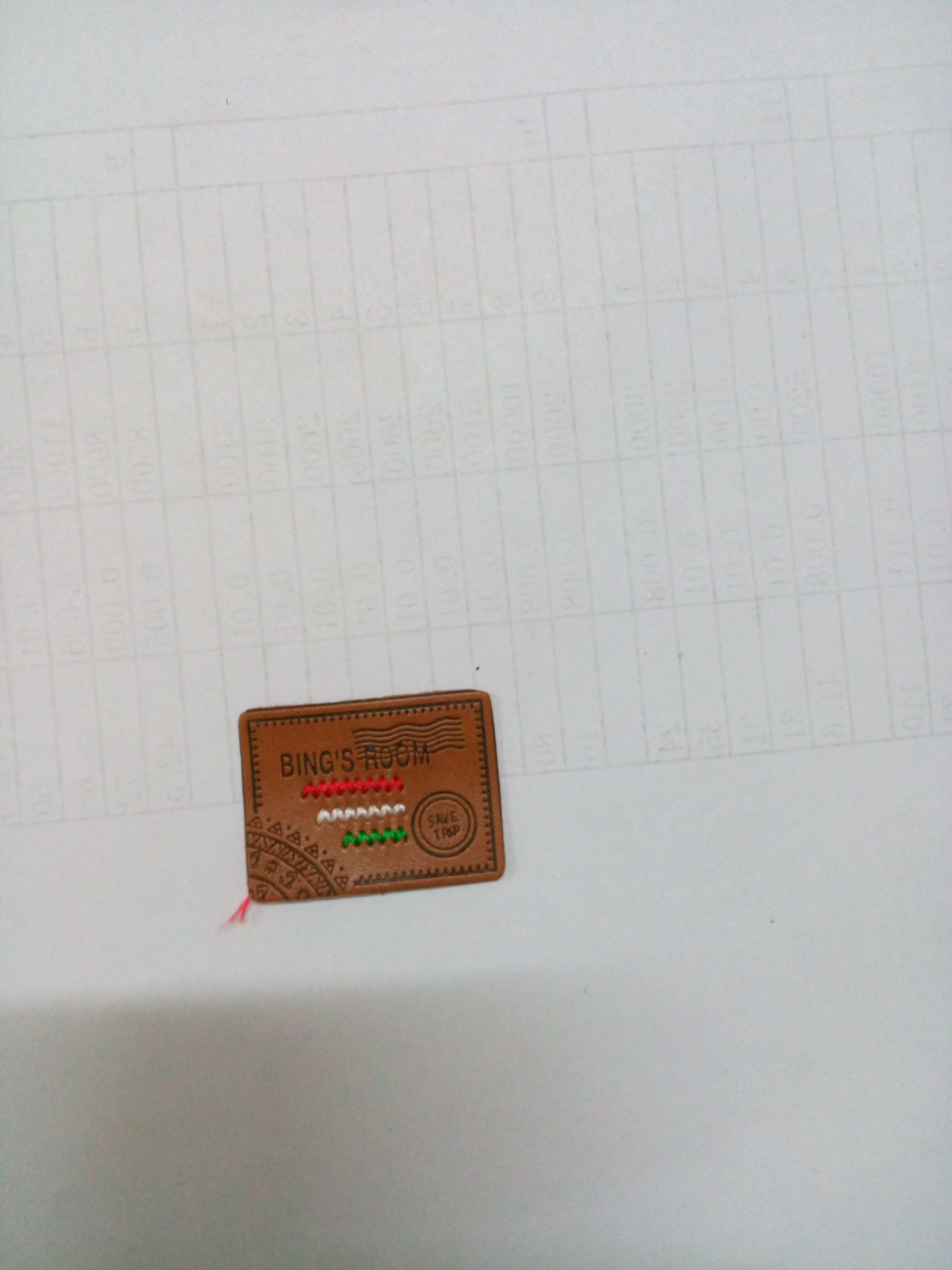 华辉恒道服装辅料专业提供优质的皮标厂-购买皮标
