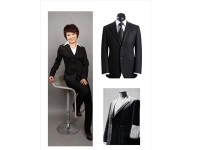 个性西服——想买西装就到广晟圆服装厂