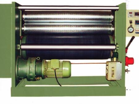皮革压花机 双面纸压纹机 数控色大姐机