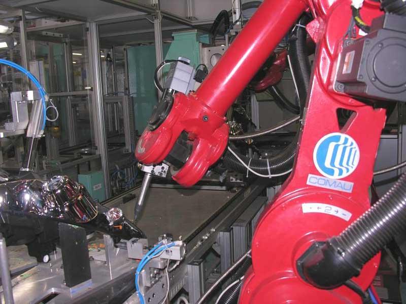 厦门自动切割机器人总代理