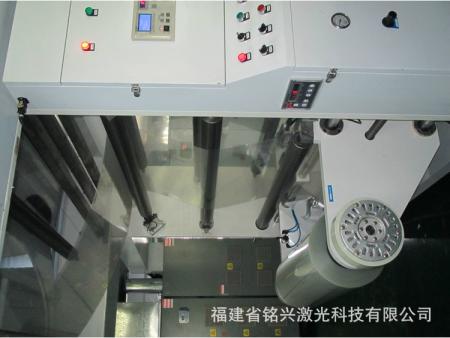 福建UV光学膜成型机 滚筒式纳米UV压印机 反光膜转印机厂家