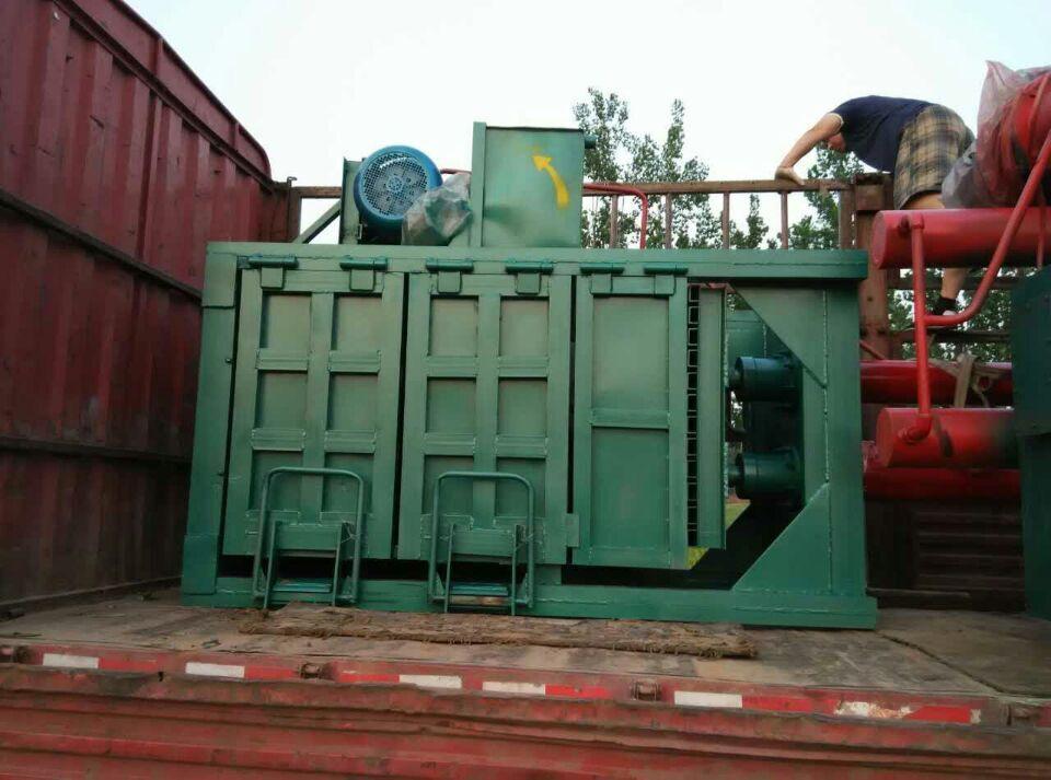 废纸打包机专业生产在临清盛世液压机械