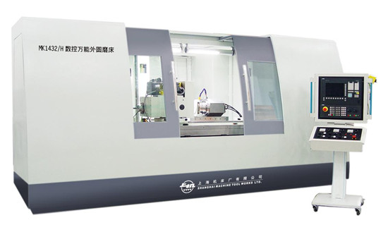 适用于大批量加工的MKB1632/H数控端面外圆磨床