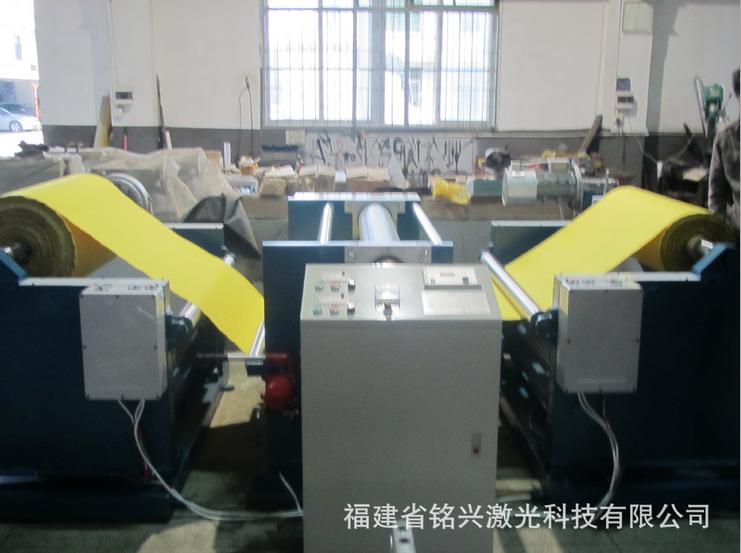 中国皮革压花机-泉州哪里有好的滚筒式压纹机