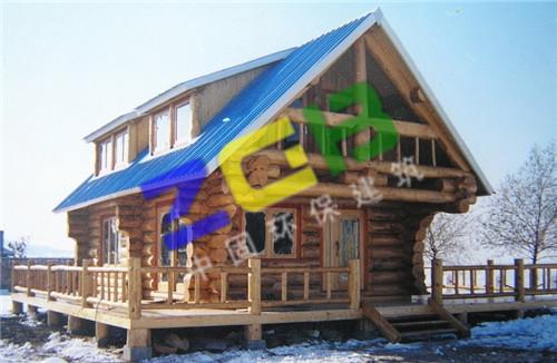 重型木结构别墅|重型木结构-陕西中固建筑科技有限
