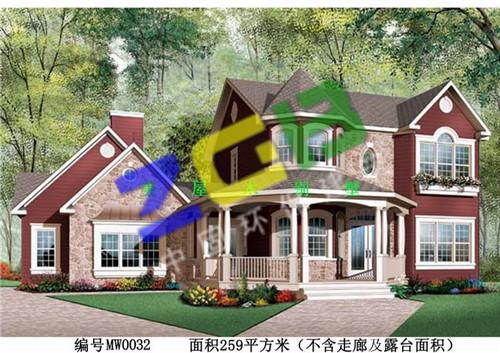 木结构别墅-258.com企业服务平台