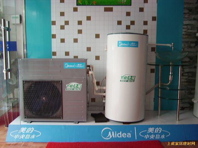 安徽家用生活热水无忧     就选美的空气能