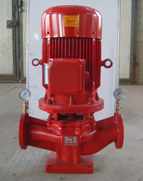 山西天海泵业XBD系列管道消防泵