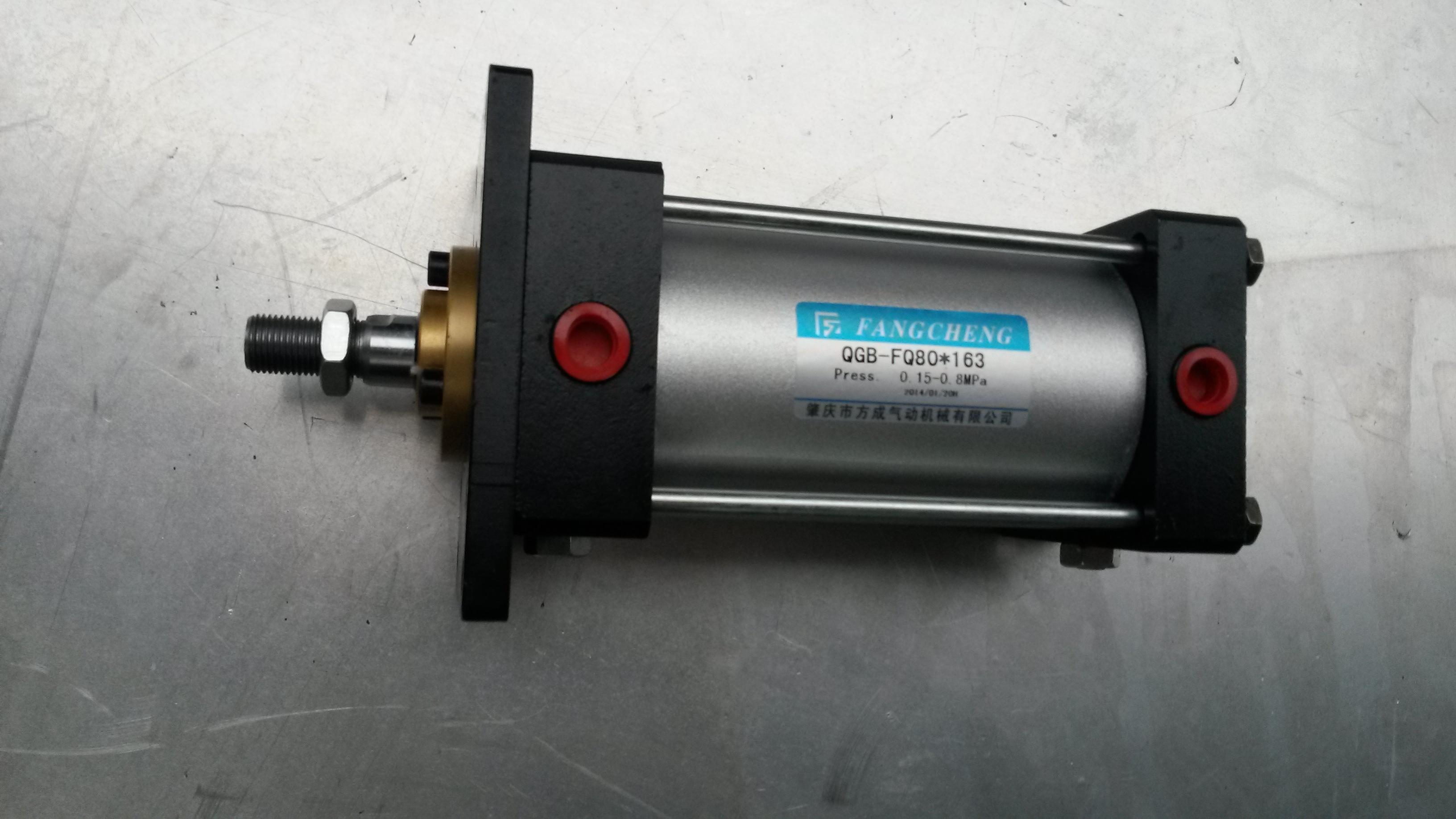 【肇庆方成】直销气缸 QGB气缸 ,QGB80气缸