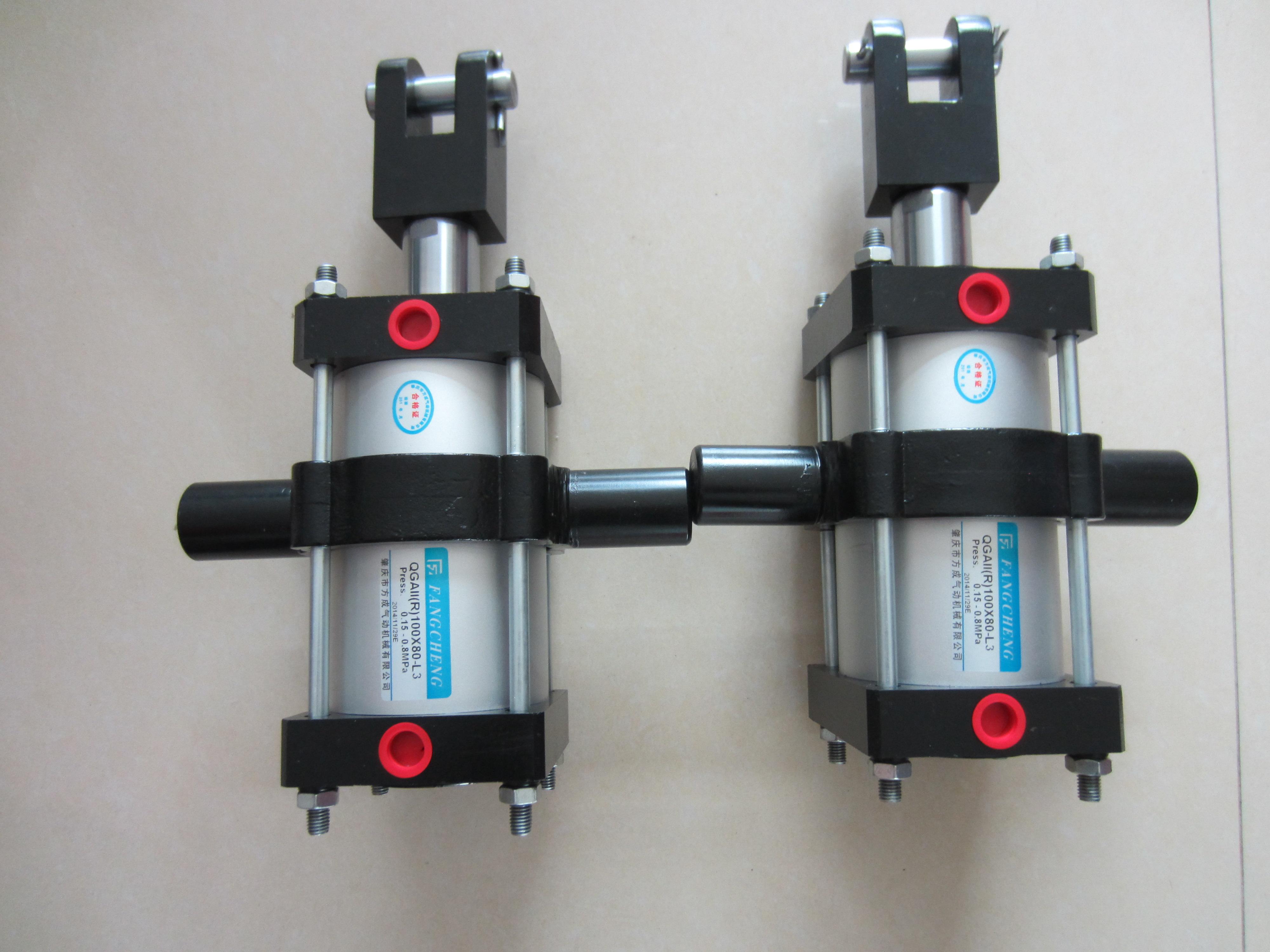 广东气缸——方成气动机械供应价位合理的QGA气缸