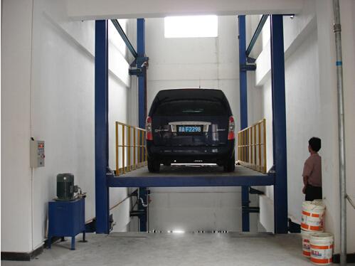 升降平台厂家-专业可靠的汽车升降平台,华泰汽保倾力推荐
