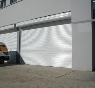 抗风卷帘门安装及维修