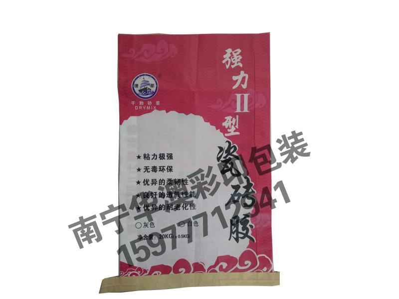 南宁腻子粉袋生产腻子粉包装价格