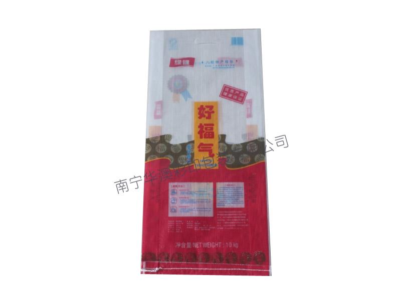 广西大米编织袋厂家  覆膜编织袋供应