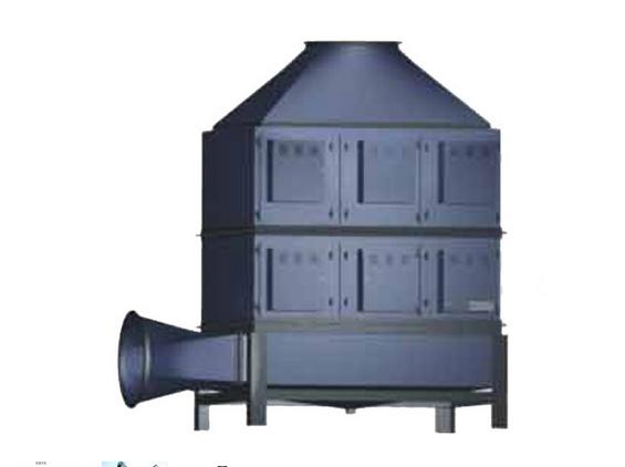 广西工业废气处理设备-绿城环保立式设备