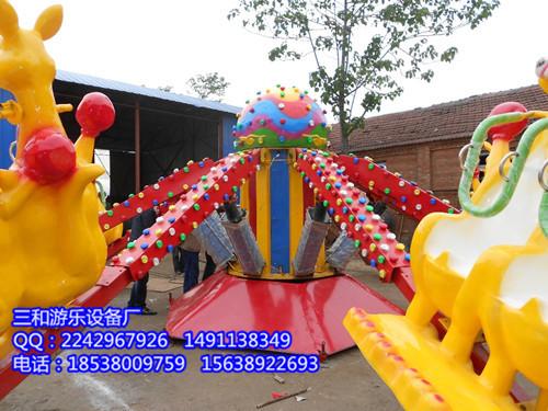儿童游乐设施-专业靠谱的欢乐袋鼠跳供应商