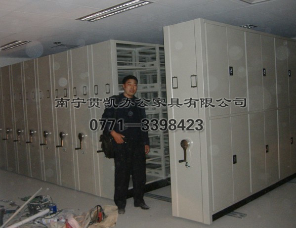 广西贯凯极好智能电脑密集架-供应南宁口碑好的电动密集柜