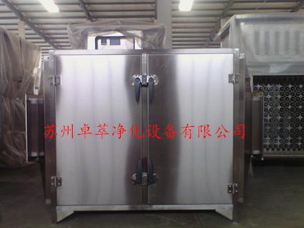 溫州制藥廠廢氣凈化處理,蘇州卓萃環保廢氣處理設備批發