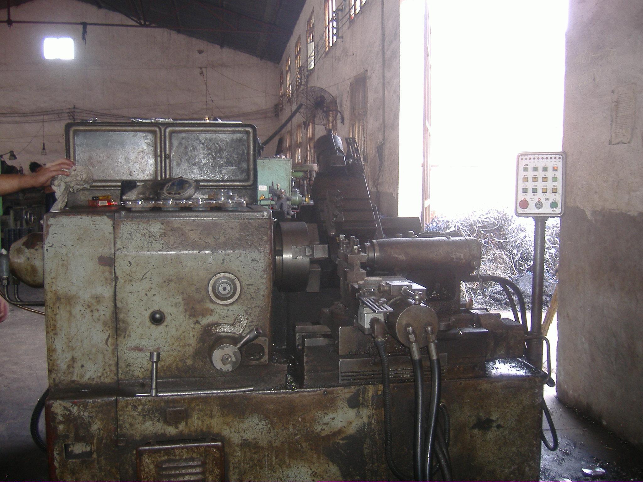 CP7620多刀车改造