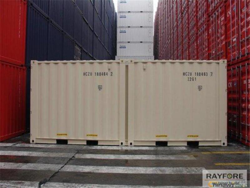 新疆集装箱出租/新疆集装箱租赁哪家好【百达飞力集装箱】惊呆了