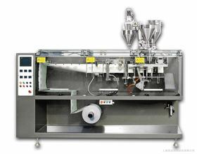 承接各种规格水平式自动包装机