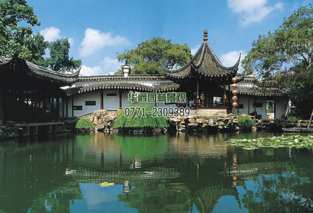 广西园林绿化工程 专业园林景观工程设计