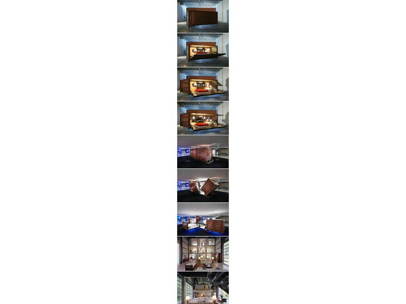 二手集装箱买卖-新疆二手集装箱租赁【百达飞力】超美的集装箱