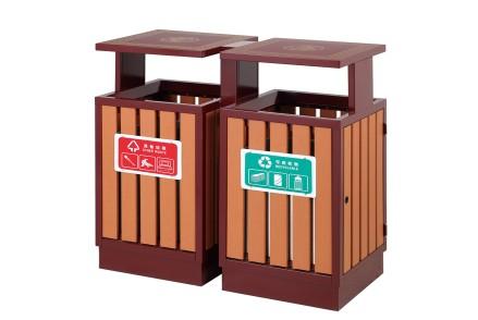 钢木垃圾桶-258.com企业服务平台